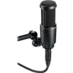 Audio-Technica AT2020 Cardioid Condenser Microphone