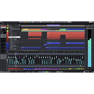 Steinberg Cubase Artist 10 - Music Production Software (Boxed)