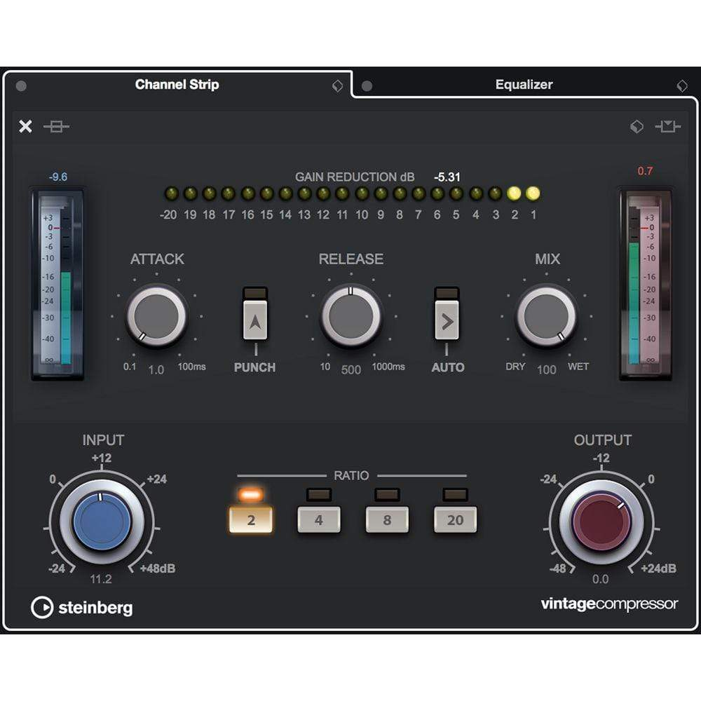 Steinberg Cubase Elements 10 - Production Software (Boxed)