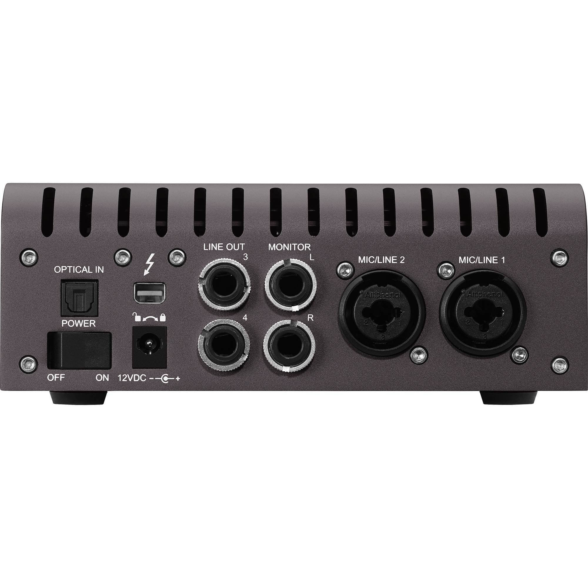 Universal Audio Apollo Twin MKII DUO - Thunderbolt Audio Interface
