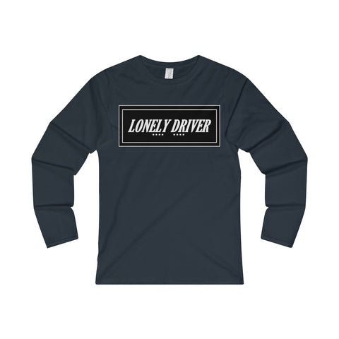 Lonely Driver Ladies' Long Sleeve T-Shirt