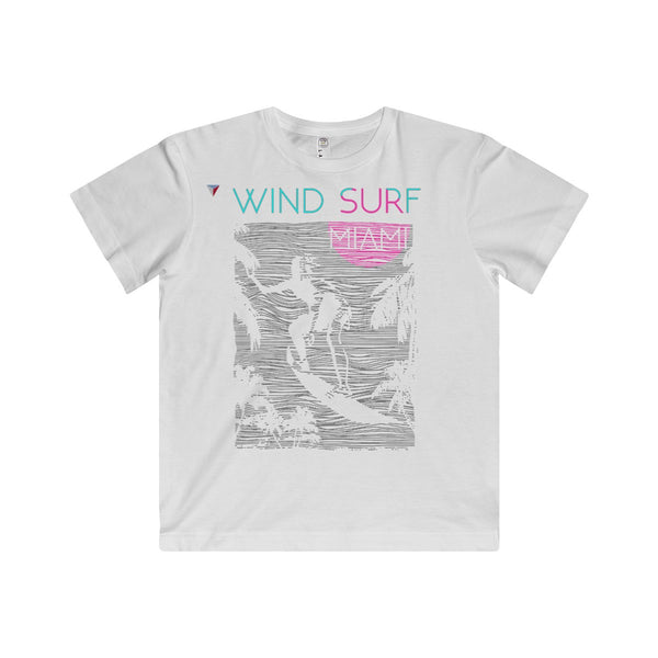 Wind Surf Miami Youth Fine Jersey Tee