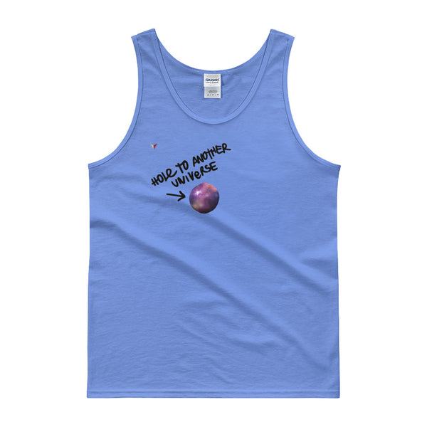 Hole to another universe Tank top