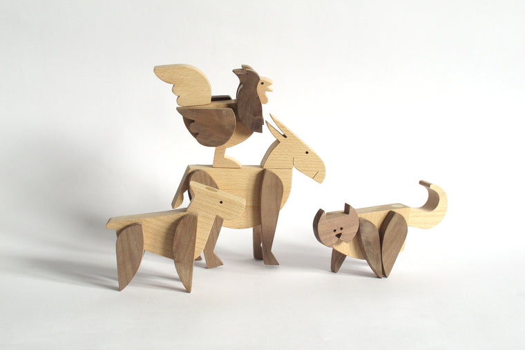 ARCHABITS by Esnaf | The Bremen Town Musicians | Full Set