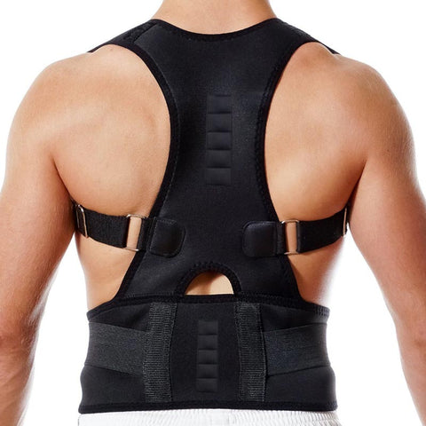 Magnetic Posture Corrector - Comfortable Posture Support Belt for Men and Women