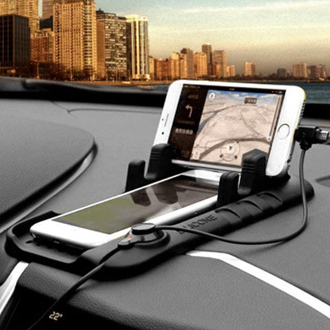 All In One Car Phone Charger