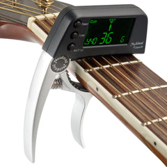 Cap Tuner Pro - Digital Tuner for Acoustic and Electric Guitars