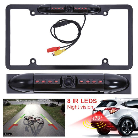 Rear Cam Pro - Road Car Camera with Night Vision Motion