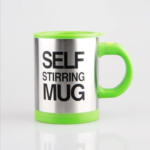 Self Stirring Coffee Mug - Automatic Self Mixing & Spinning Coffee Mug