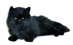 Bocchetta Onyx Black Cat Plush Toy