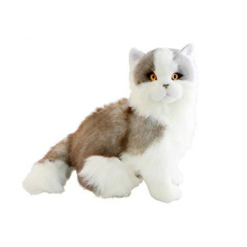 Bocchetta Missy Norwegian Grey Cat Plush