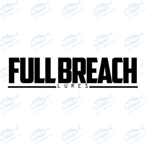 Full Breach Sticker - KBE Anglers Hub