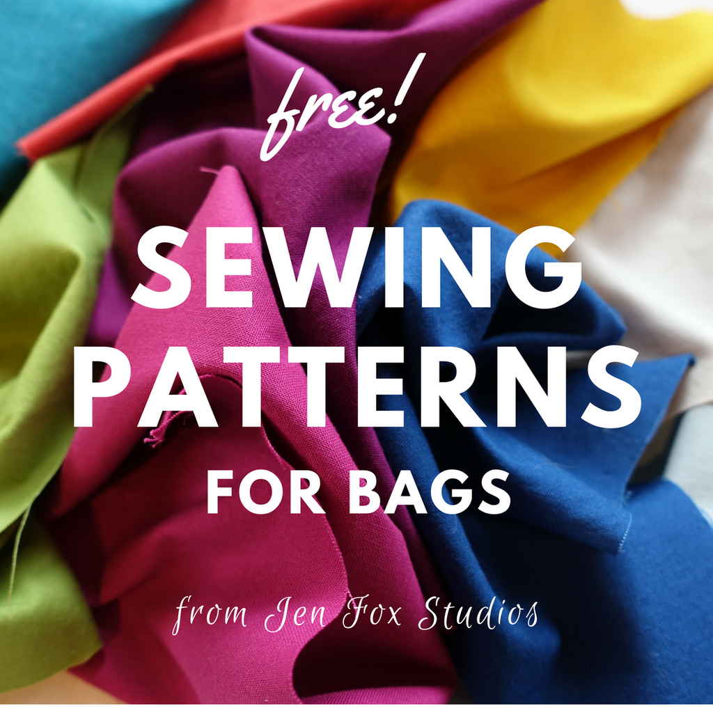 Free Bag Sewing Patterns