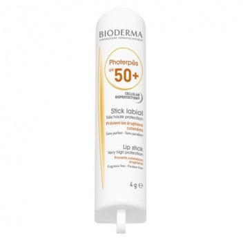BIODERMA PHOTERPES SPF50+ Stick solaire Stick/4g