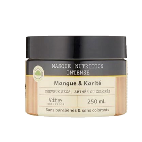 VITAE - Masque Nutrition Intense Mangue Karité 250ml