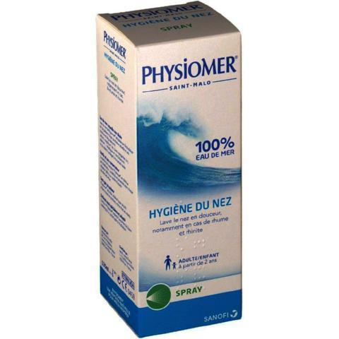 SANOFI GRAND PUBLIC PHYSIOMER Adulte/Enfant Brumisateur Fl/135ml
