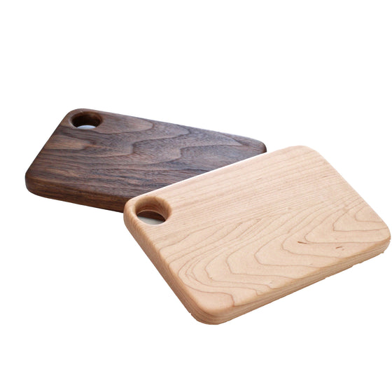 Solid Wood Serving and Tapas Board  - Rectangle