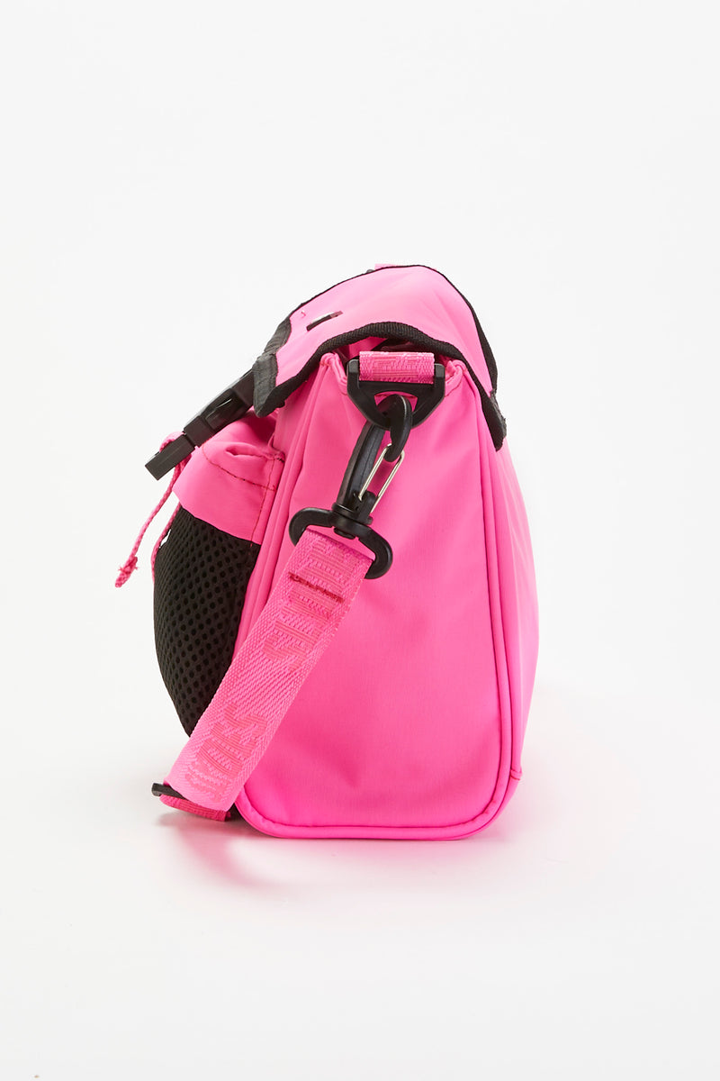 Slydes - Revive Neon Pink Side Bag - The Worlds Best Sliders & Sandals