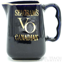 Seagram's VO Pitcher Canadian