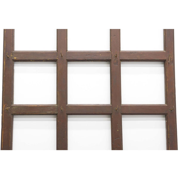 Primitive Wall Rack with Drawers - Avery, Teach and Co.