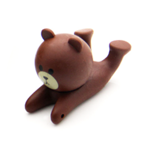 Brown Bear Phone Stand