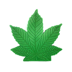 Pot Leaf Portable Power Bank