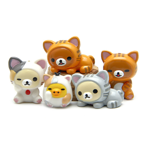 Rilakkuma Collectible Mini Figurines