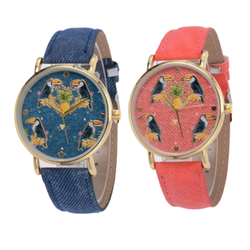 Tropical Toucan Watch