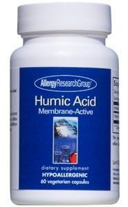 Allergy Research Group Humic Acid Membrane Active