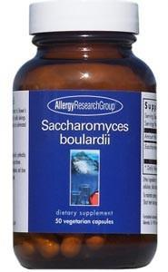 Allergy Research Group Saccharomyces boulardii