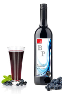 BP : Blueberry Punch Concentrate 750mls