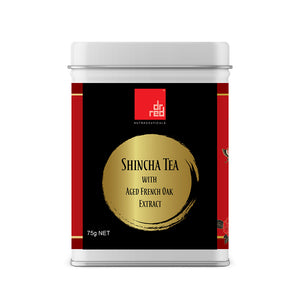 Shincha Tea with Aged French Oak Extract