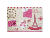 PP028 - Slim Passport Cover - Eiffel Tower, Paris