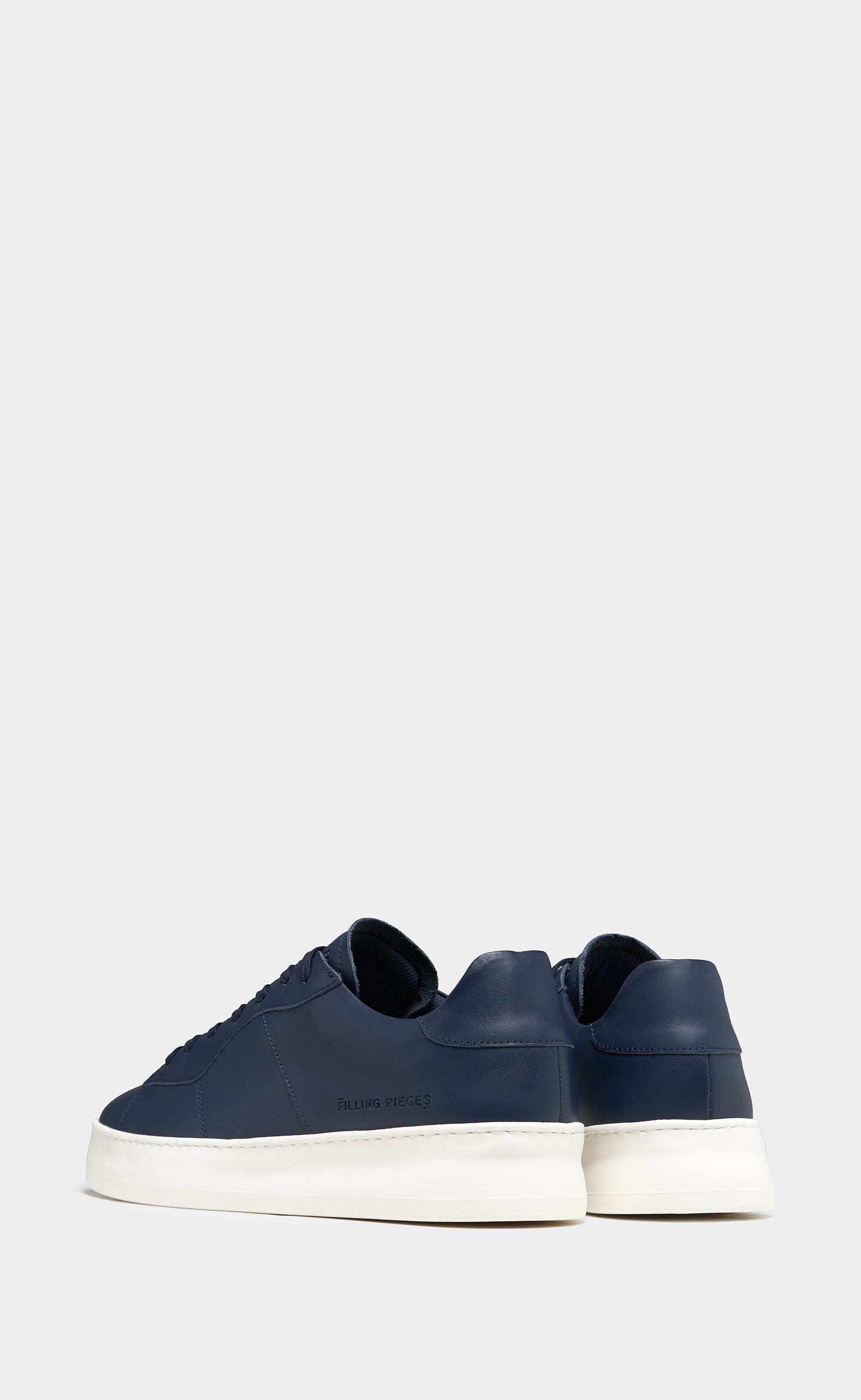 Low Plain Court Navy Blue