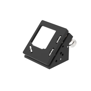 20206 - Triangular Kinematic Rectangular Mirror Mount with backside knobs