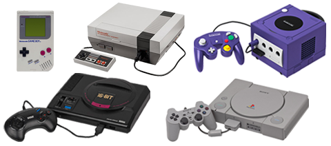 Retro Gaming Accessories & Spare Parts