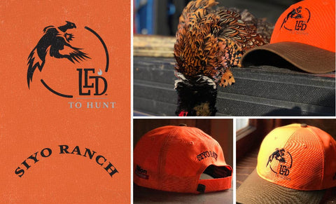 Siyo Ranch LED to™ Hunt Cap
