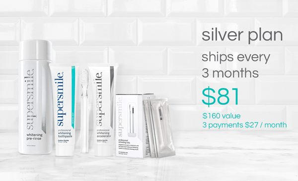 Silver Smile Plan - Save Up To 44%