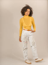 VINTAGE PAINTER PANTS A