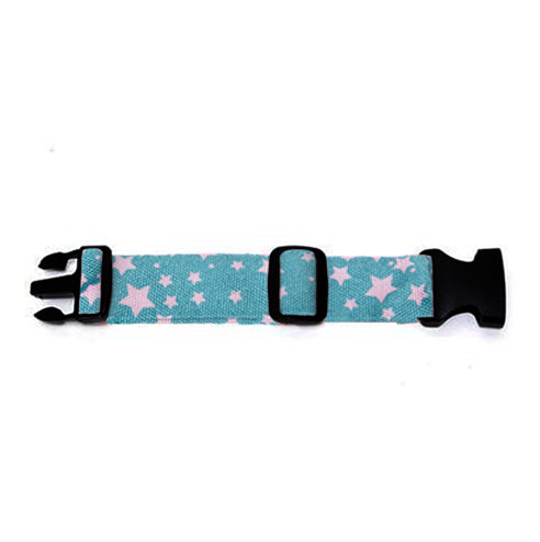 Pink Stars on Cactus Hip Pack Extender Strap