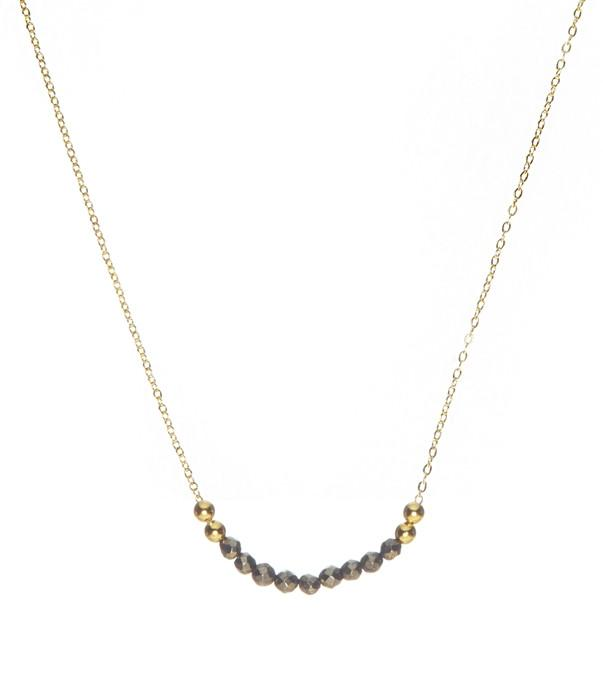 Pyrite Kali Gem Necklace