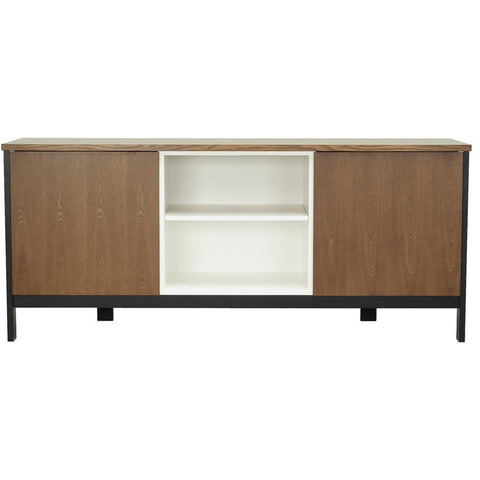 Jarvy Sideboard in a Cocoa Finish