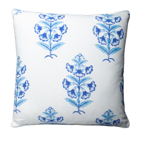 Cushion - Foxgloves Navy