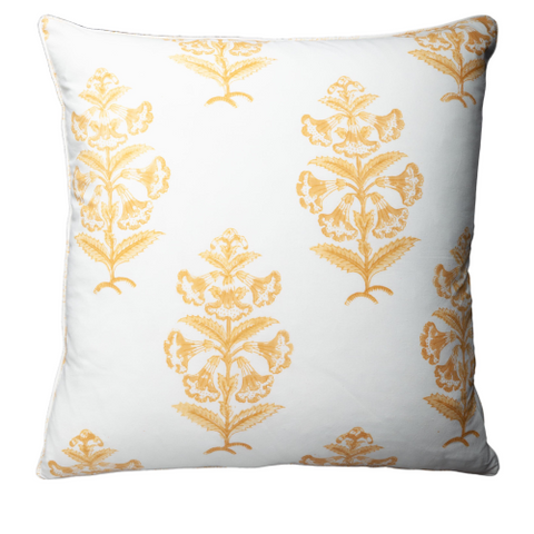 Cushion - Foxgloves Yellow