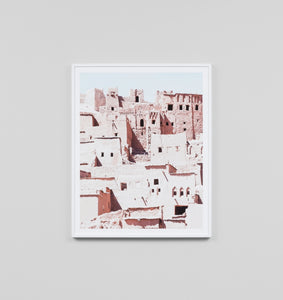 KASBAH FRAMED ARTWORK