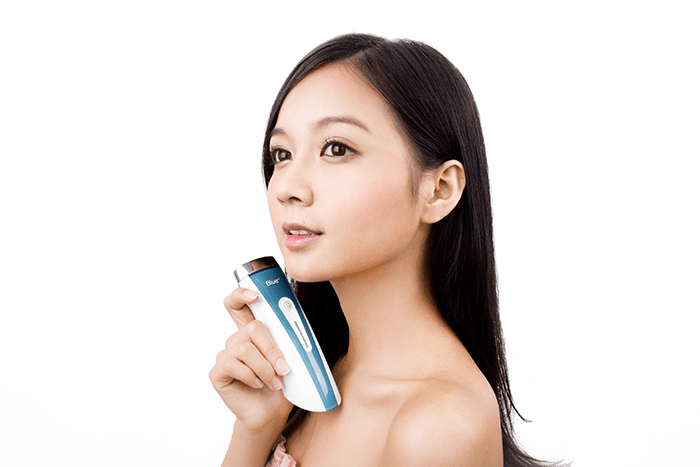 Blue Acne Eliminator Device