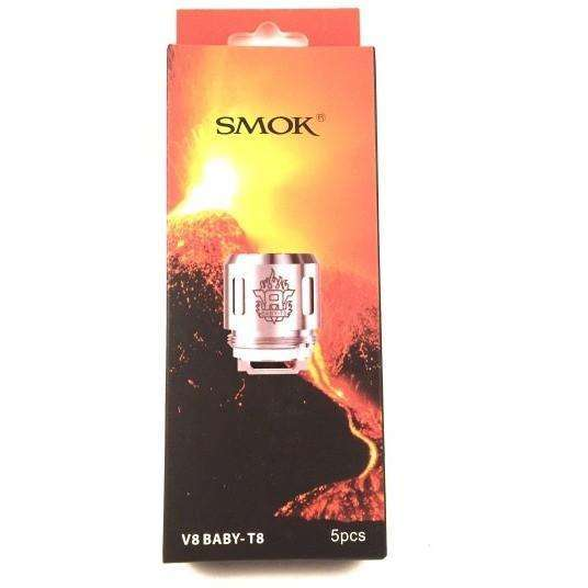 Smok TFV8 Baby Beast Replacement Coil - Vapetrunk Company Inc.
