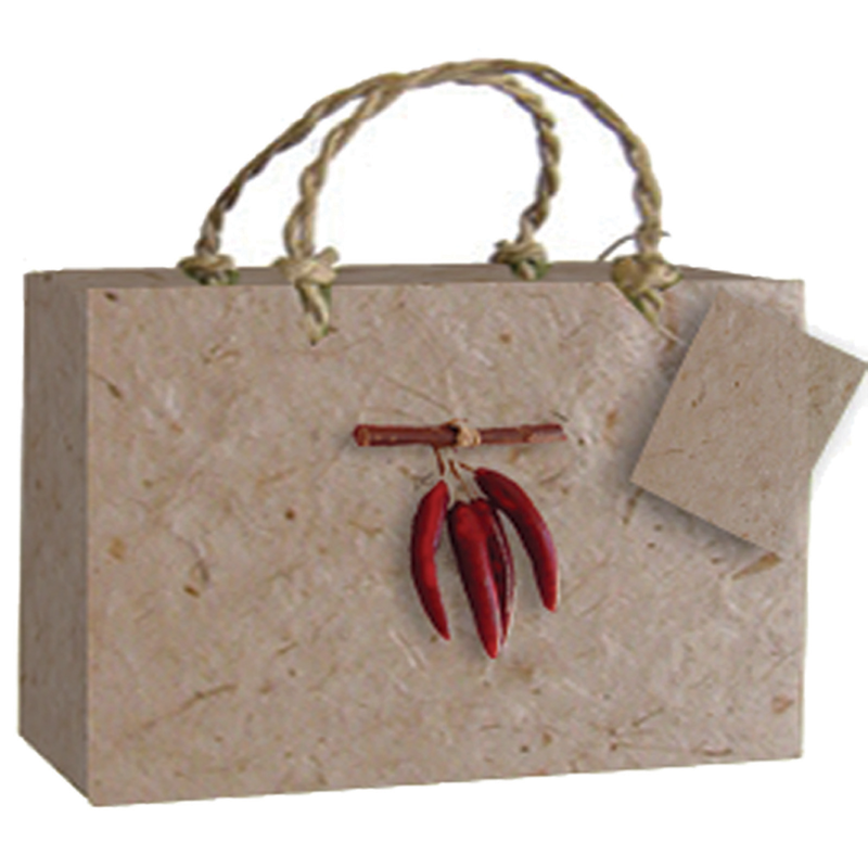 3d chili tripple gourmet food bag