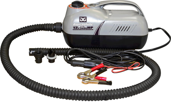 Aquaglide 12V Turbo High Pressure Pump - River To Ocean Adventures