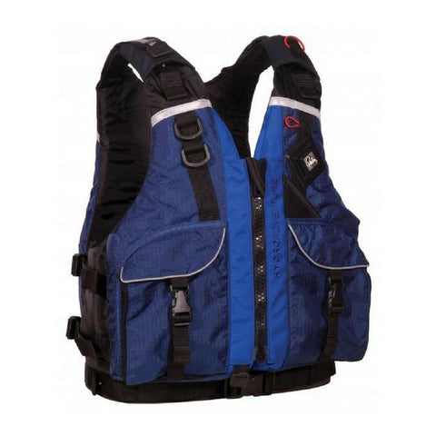 Palm Mens Hydro Adventure PFD - Blue - River To Ocean Adventures
